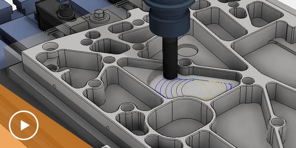 2D machining functions available in free version