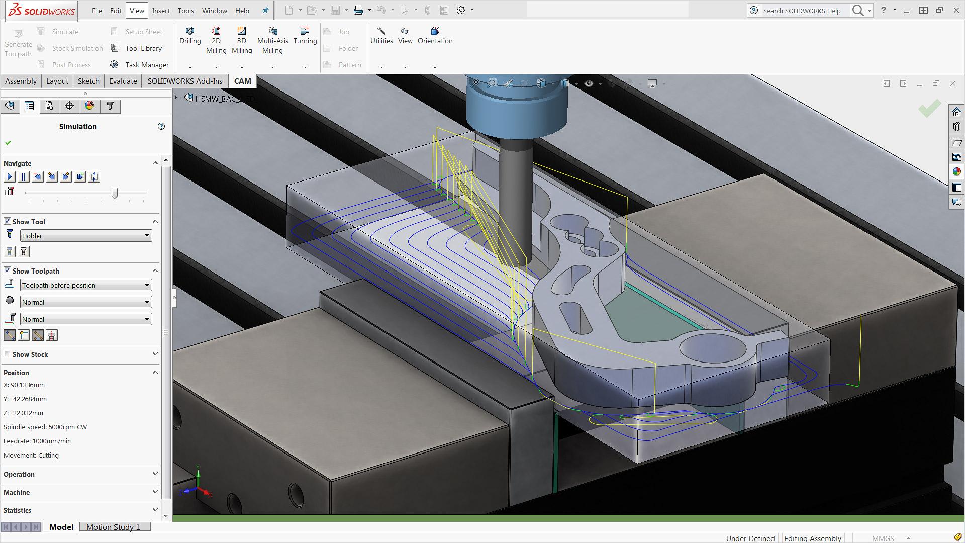 HSMWorks | CAM Software Embedded Into SOLIDWORKS | Autodesk