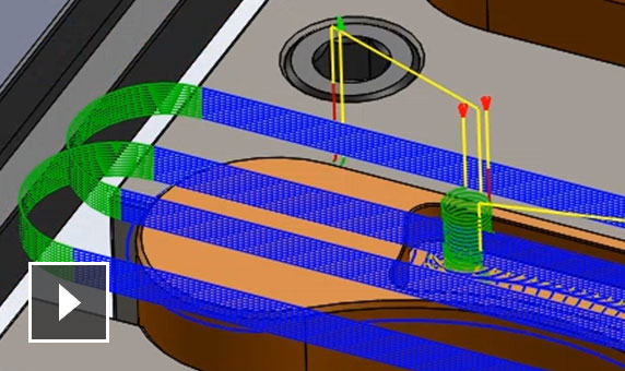 Video: HSMWorks Integrated CAD/CAM