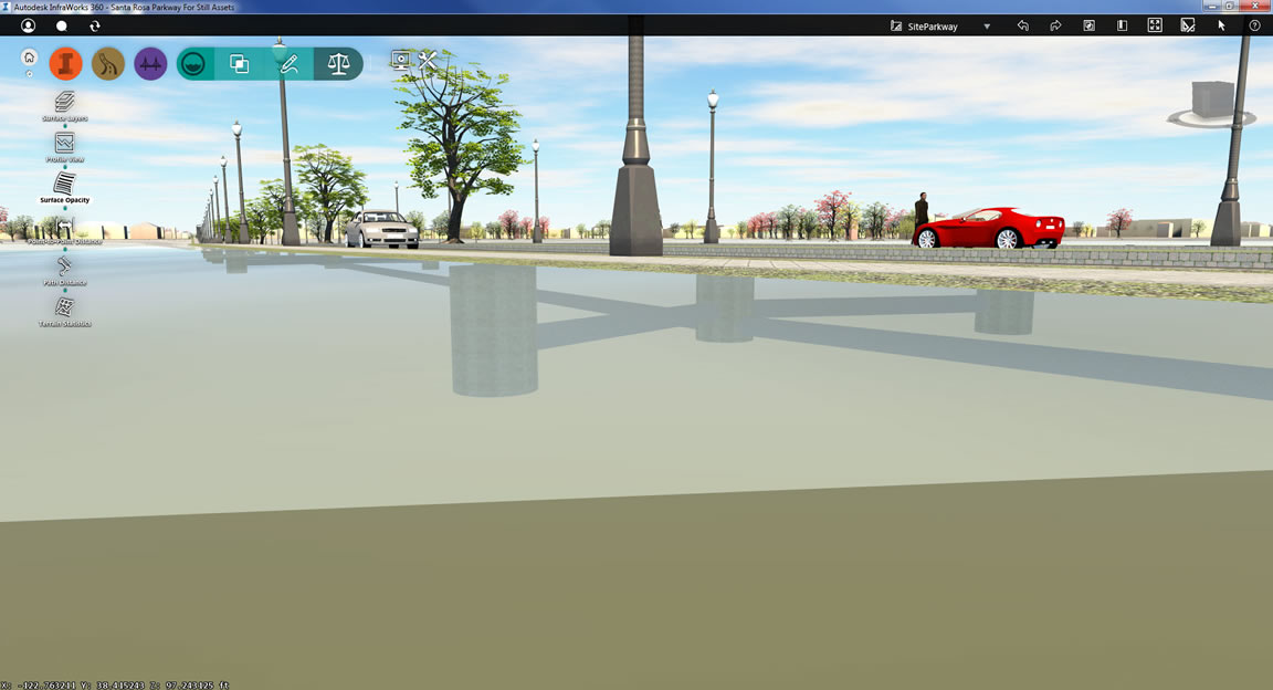 Preliminary Engineering & Design Software | InfraWorks 360