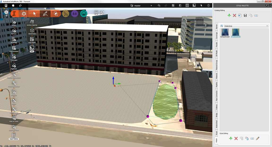 InfraWorks 360 Features