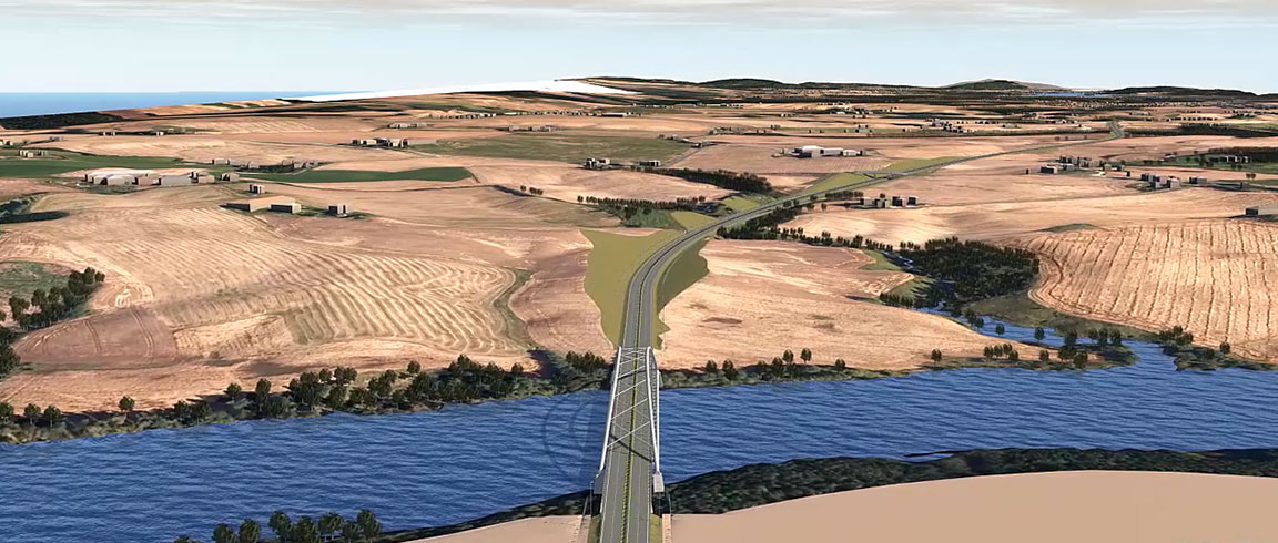 COWI uses InfraWorks infrastructure design software