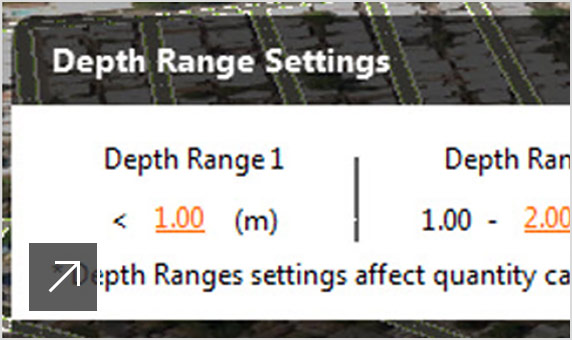 New InfraWorks features enable quantity calculations