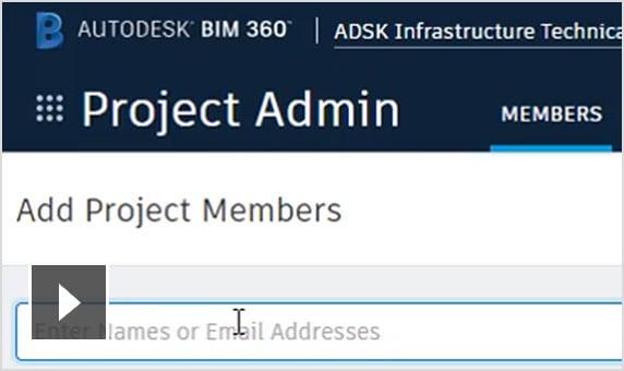 ビデオ: BIM 360 と InfraWorks を使用してクラウドで共同作業