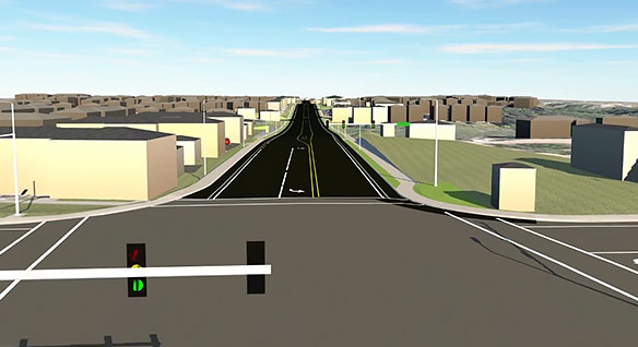 Cardno uses InfraWorks infrastructure design software