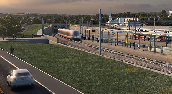Ramboll Sweco uses InfraWorks infrastructure design software