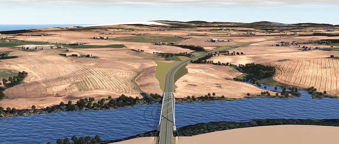 Vidéo: découvrez la façon dont les ingénieurs de COWI utilisent InfraWorks et des modèles3D pour réaliser des projets