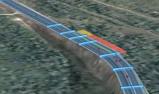 Create conceptual designs for roads, bridges, drainage, and more