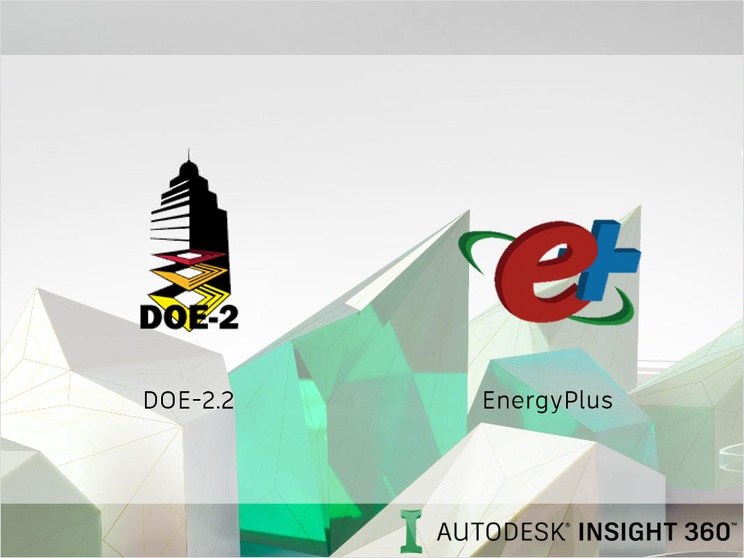 DOE-2.2 and EnergyPlus analysis engines