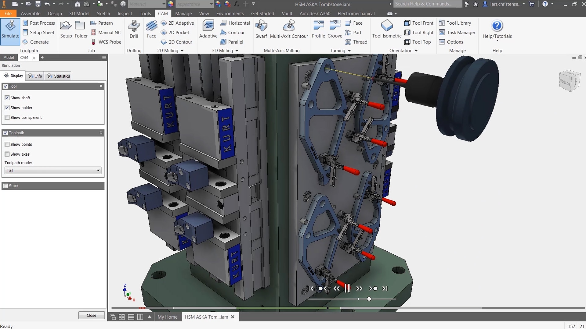 Inventor CAM | Integrated CAM Software For Inventor