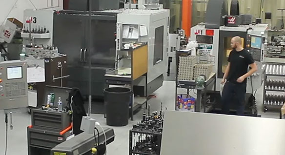 Image of the RC Mac Shop floor