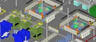 Digital mock-up showing visualization capabilities