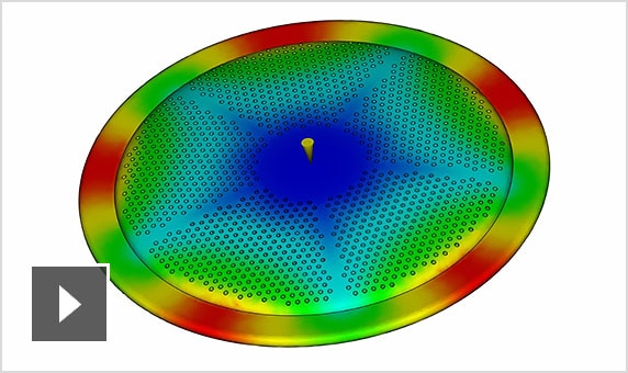Improve your productivity by meshing and analyzing your model in one step.