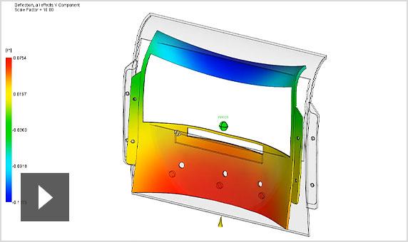 视频:了解零件变形原因,并尝试设计和工艺方案以获得高质量零件