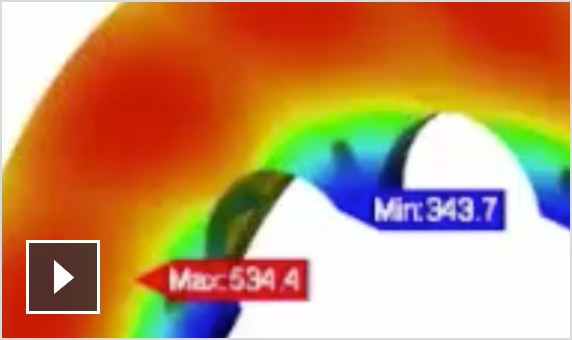 Video: Heat transfer and thermal stress.