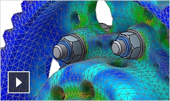 Video: this 3D model helps you visualize load conditions, and select the number of bolts