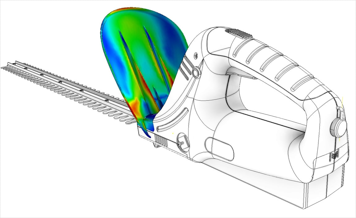 Advanced material models aide nonlinear analysis