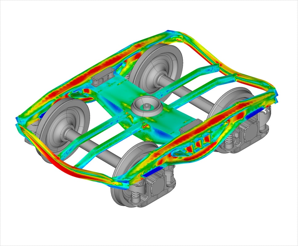Linear buckling and nonlinear analysis