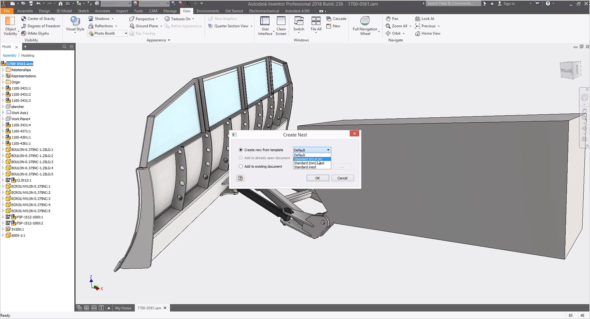Nesting Utility Nesting Tools For Manufacturing Autodesk