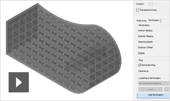 Video: Netfabb maakt onderdelen produceerbaarder om de bouwtijd te verkorten en de afwerking van het oppervlak te verbeteren