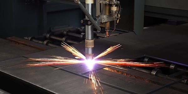 Plasma for sheet metal design