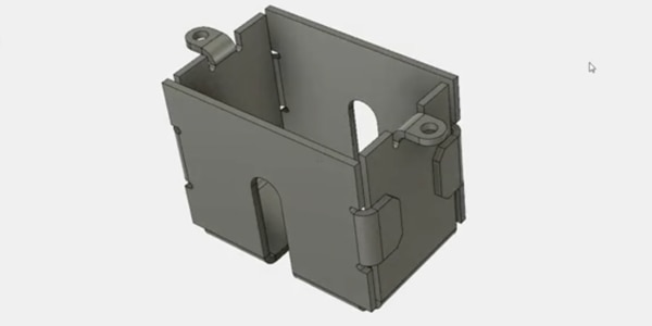 Sheet metal tutorials with Fusion 360