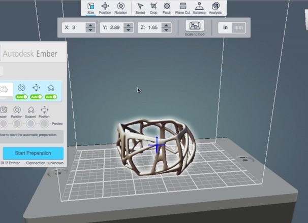 Инструмент за 3D принтиране
