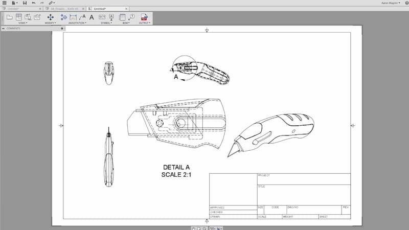 Fusion 360 documentation tutorial