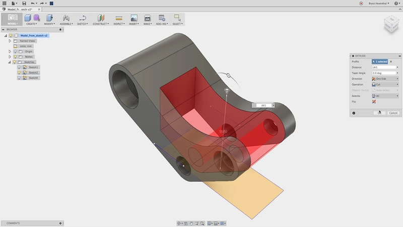 Get Started With Fusion 360 Learn In 45 Minutes Autodesk