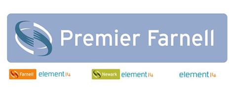 Premier Farnell logo