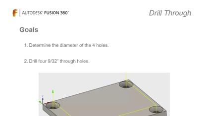Drill through