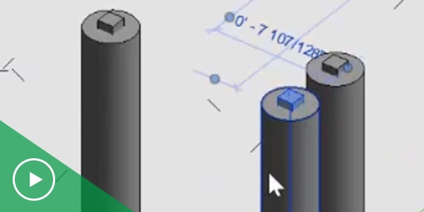 Video: Create points during construction modeling