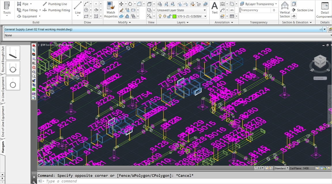 construction layout software point layout autodesk