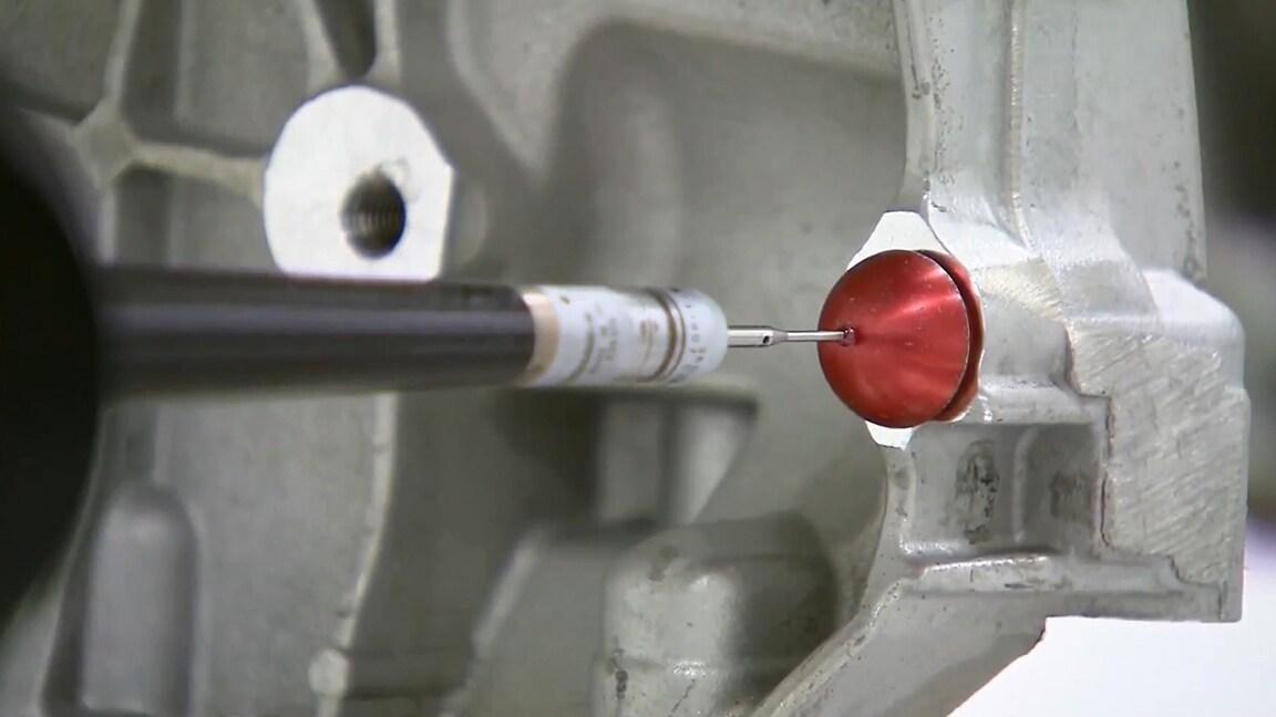 PowerInspect unterstützt eine Vielzahl von Sonden auf CNC-Koordinatenmessgeräten und Werkzeugmaschinen