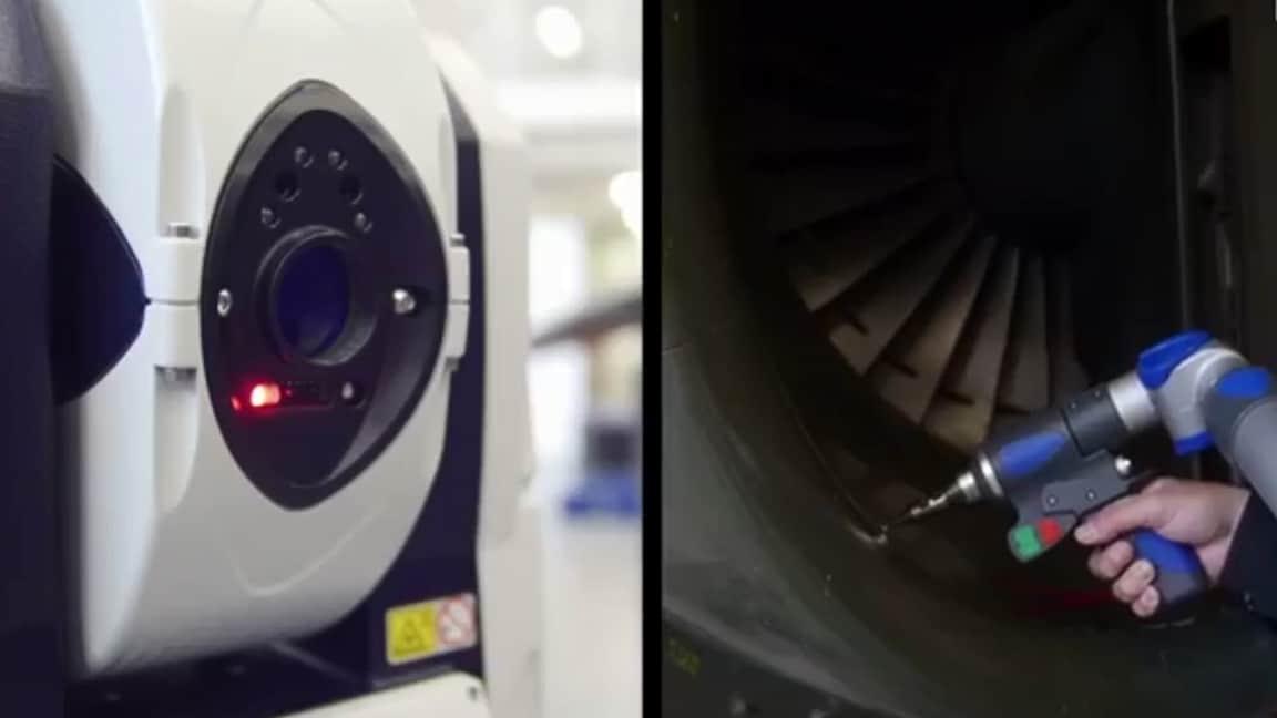 PowerInspect 支持各种手动型和便携式检测设备。