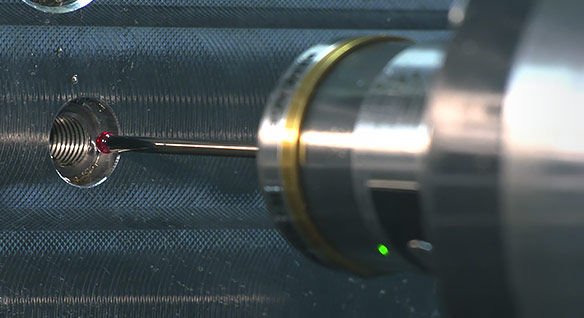 Concours Mold, manufactures more efficiently with lights-out machining