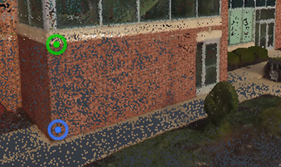 Vermessen und bearbeiten Sie Punktwolken in Autodesk ReCap Pro