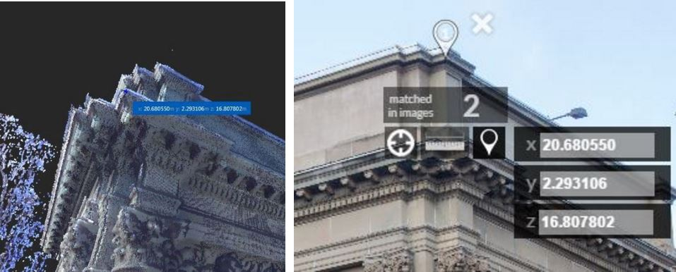 Merge scans with photo-based data