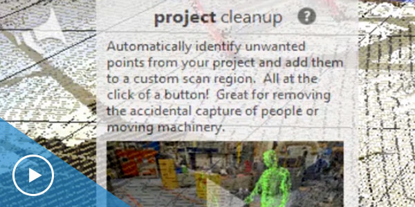 Video: Intelligent cleanup