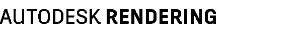 autodesk rendering logo
