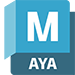 Maya 3D animation, modeling, simulation, rendering, and compositing software