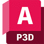 Badge de produit AutoCAD