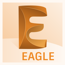 Autodesk EAGLE のロゴ