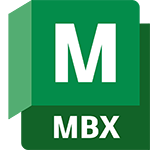 Badge de produit Mudbox