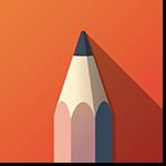 SketchBook product badge