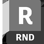 Autodesk Rendering product badge