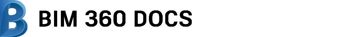 BIM 360™ Docs
