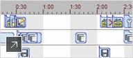 Screencast Timeline feature