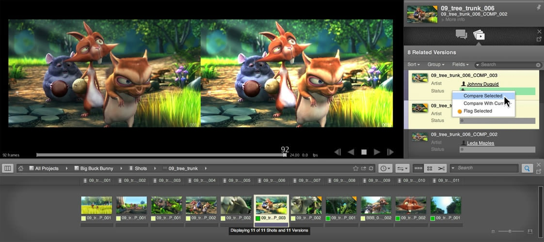 Film, TV, And Game Production Planning Software | Shotgun