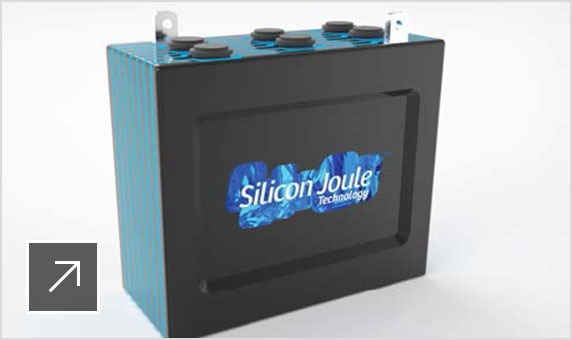 Gridtential Energy developed a lead battery with lithium-like performance characteristics.